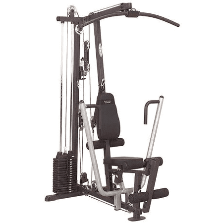 Solid Mat Stack (Body Solid G1S Selectorized Weight Stack Home Gym )