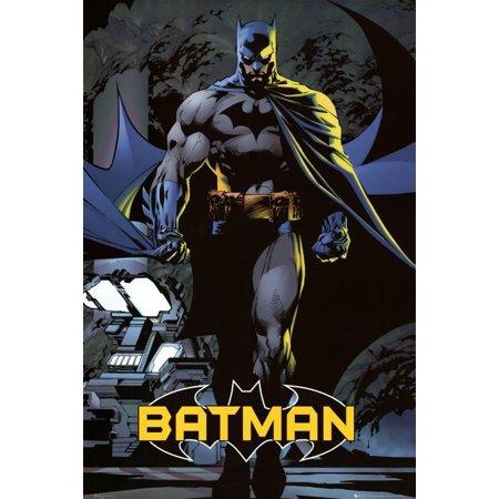 Batman Poster - 24x36 - Batman 1989 Poster