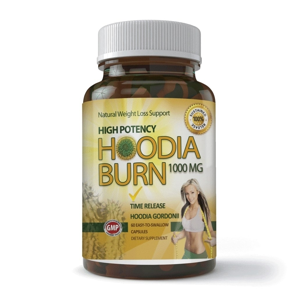 Totally Products Llc High Potency Hoodia Burn 1000mg Time Release