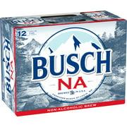Busch NA Beer, 12 pk 12 fl. oz. Cans