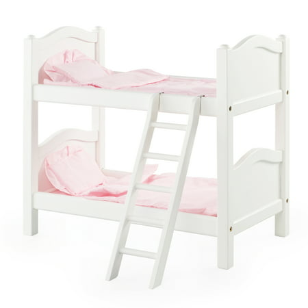 Doll Bunk Bed White