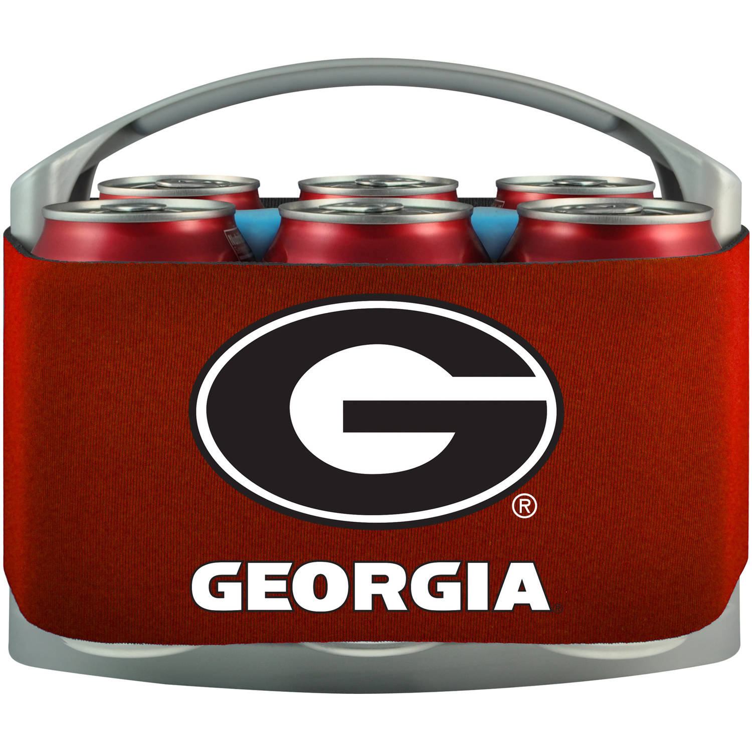 NCAA Georgia Bulldogs Cool 6 Cooler