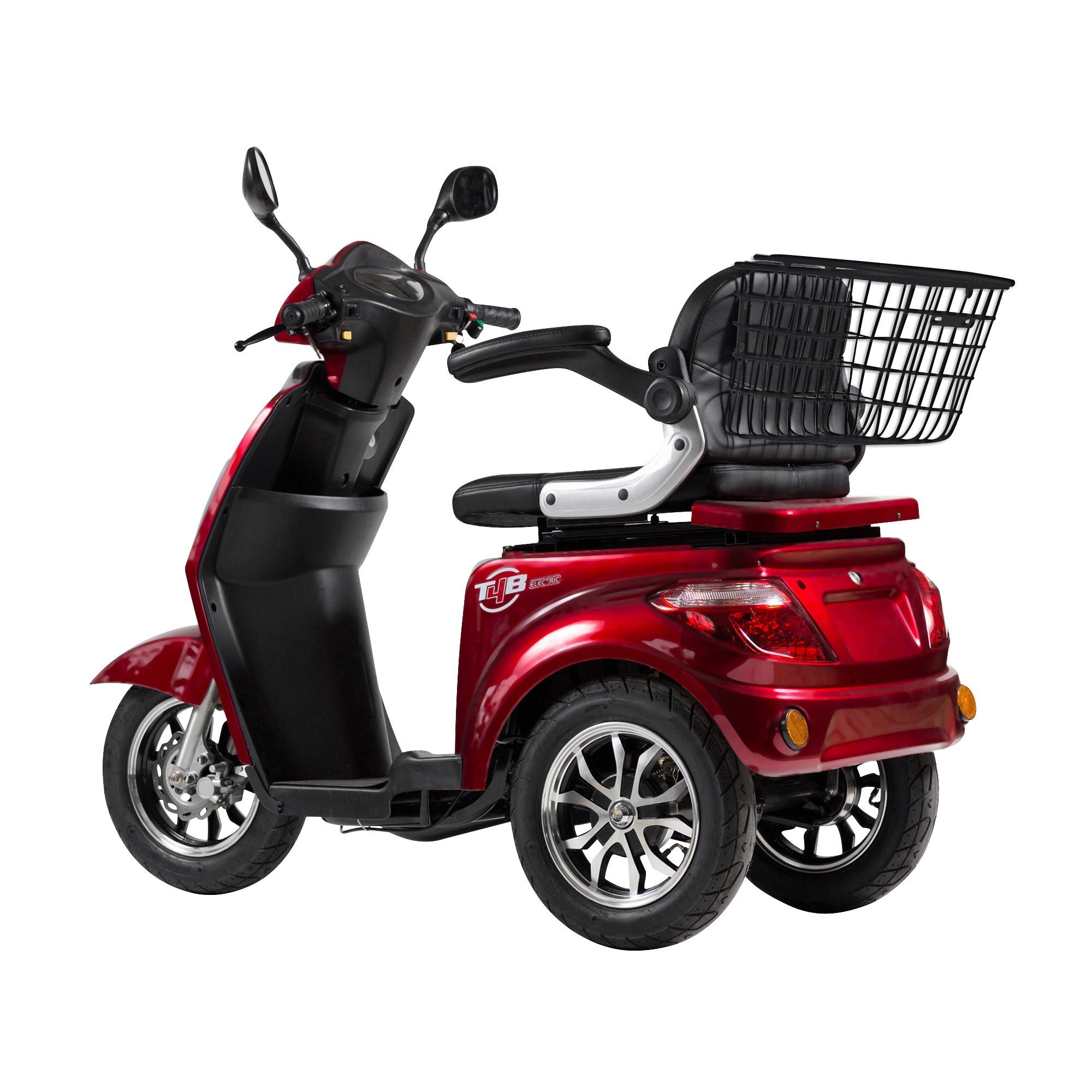 T4B LU-500W Mobility Electric Recreational Outdoors Scooter 48V20AH