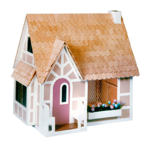 Greenleaf Sugar Plum Dollhouse Kit - 1 Inch Scale