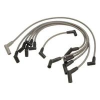 Prestolite 118019 ProConnect Black Professional O.E Grade Ignition Wire Set