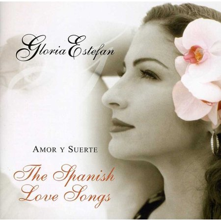 Amor y Suerte (Spanish Love Songs) (CD) (Spanish Folk Songs)
