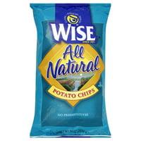 Wise Golden Original Potato Chips, 9 Oz.