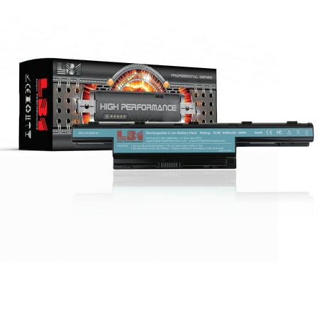 LB1 High Performance Laptop Battery for Acer AS10D31 [6 Cells 10.8V]