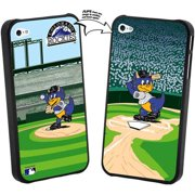 Colorado Rockies Mascot Lenticular iPhone 5 Snap-On Case - No Size