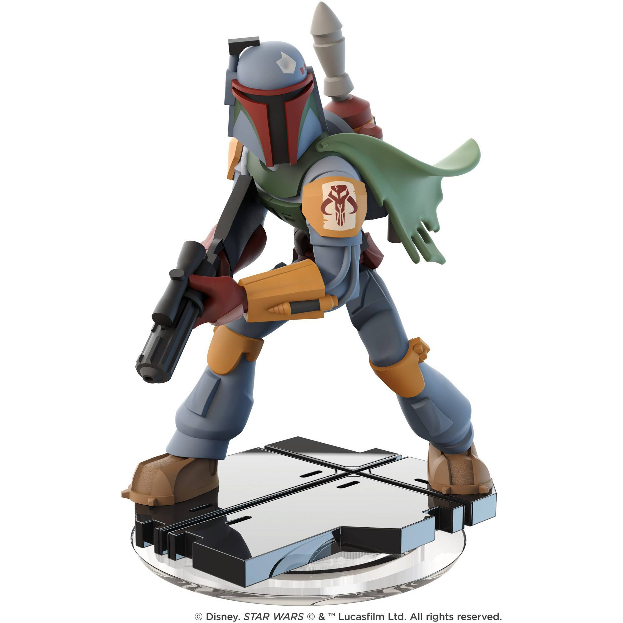 ip Disney Infinity  Star Wars Boba Fett Figure Universal