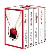 Twilight Saga: The Twilight Saga White Collection (Paperback)