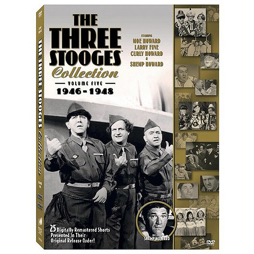 The Three Stooges Collection, Vol. 5: 1946-1948 (Full Frame) by COLUMBIA TRISTAR HOME VIDEO