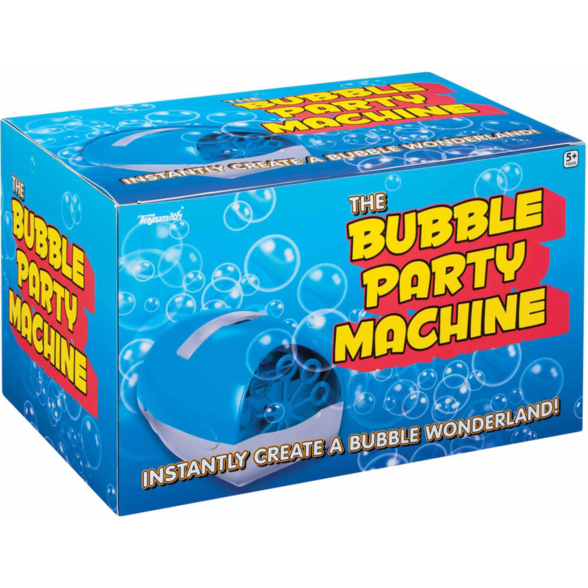 Toysmith Bubble Party Machine