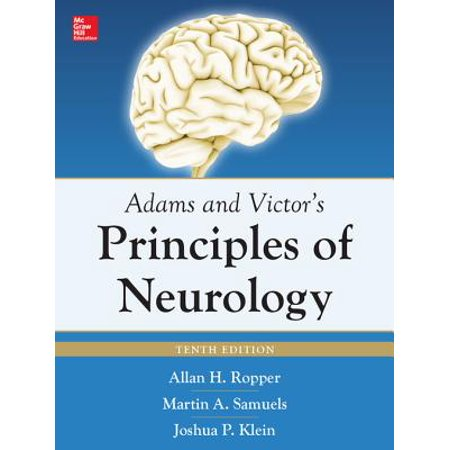 Adams and Victor's Principles of Neurology 10th Edition -