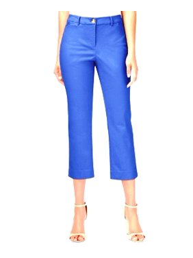 e1f8fa98a64 Product Image Charter Club Petite Straight-Leg Cropped Pants Size 6 P