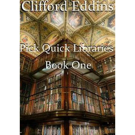 Pick Quick Libraries Book 1 Ebook Walmartcom - Can-pick-the-book-quick