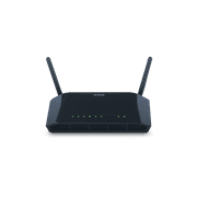 D-Link DSL-2740B ADSL2 Plus Modem with Wireless N300 Router