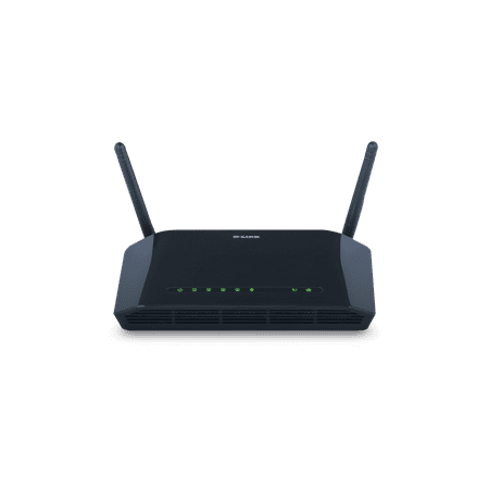 D-Link DSL-2740B ADSL2 Plus Modem with Wireless N300 (Bridge Dsl)