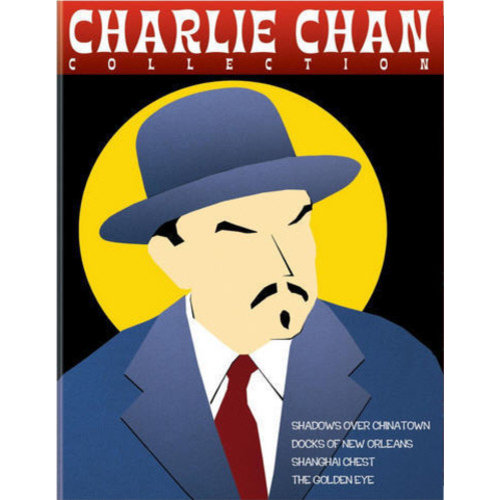 Charlie Chan Collection: Shadows Over Chinatown / Docks Of New Orleans / Shanghai Chest / The Golden Eye (Full Frame)
