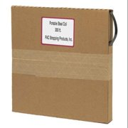 PAC STRAPPING PRODUCTS 5/8X.020-300 HT Steel Strapping,300 ft. L,20 mil