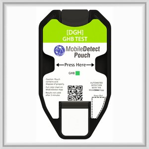(1 pack ) GHB Surface Drug Detection Kit with Mobile APP for easy results and reports
