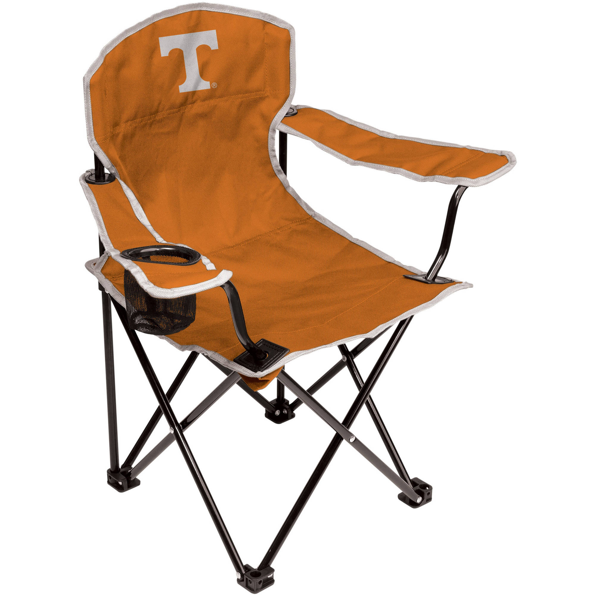 NCAA Tennessee Volunteers Youth Size Tailgate Chair from Coleman by Rawlings