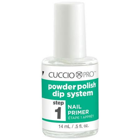 Powder Polish Dip System Step 1 _ Nail Primer .5 oz.](Halloween Nails Step By Step)