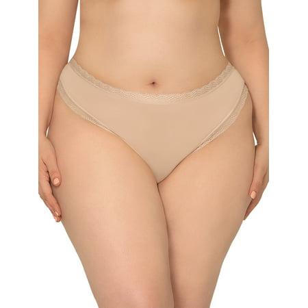 Smart & sexy women's micro cheeky panties, 2-pack