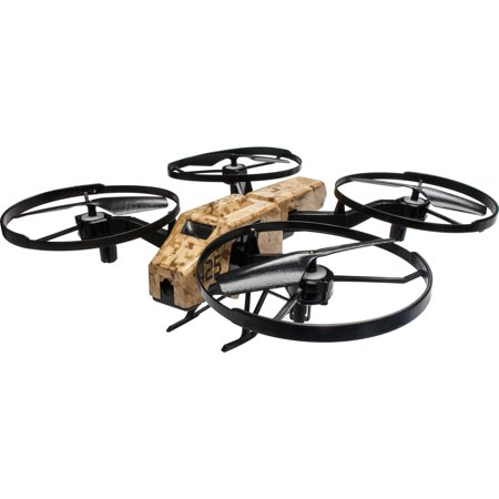 Call of Duty Dragonfly Aerial Drone 360° Flip/Roll/Turn Drone Toy - HD WiFi Video Camera