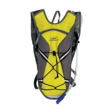 Hydration Pack, Yellow by