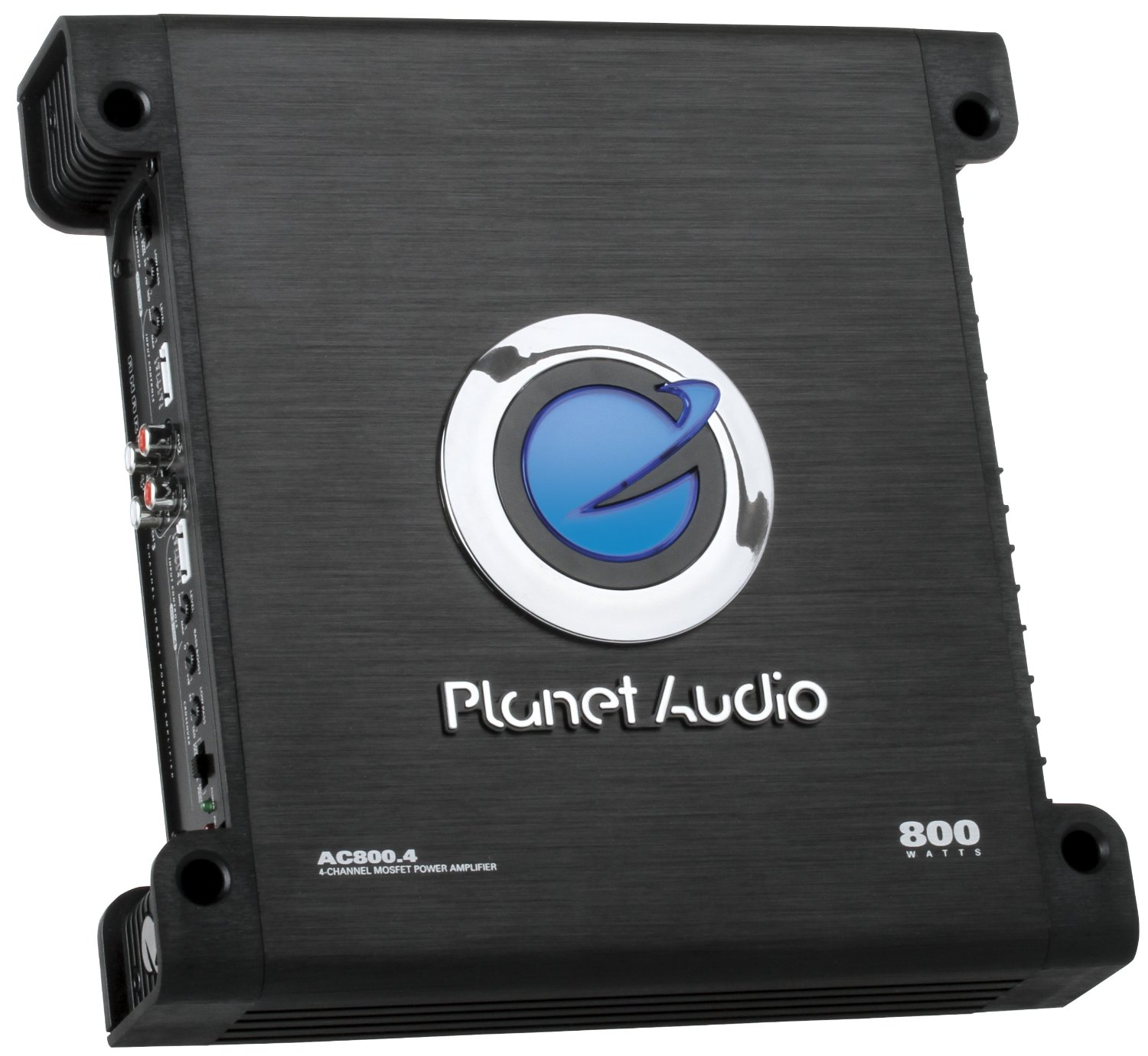 Planet Audio AC800.4 800W 4/3/2 Channel Car Amplifier Power Amp Stereo AC8004