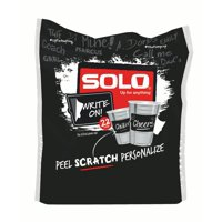 Solo Write on Cups,18 ounce, 22 count