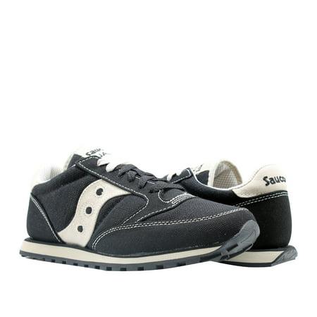 Saucony Jazz Low Pro Vegan Black/Oat Men's Running Shoes - 70 S Shoes