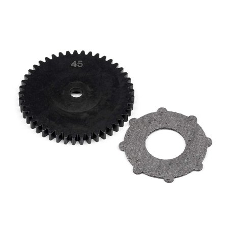 Heavy Duty Spur Gear - New HRP Heavy Duty Spur Gear 45Tx5Mm Savage Xl (Opt)