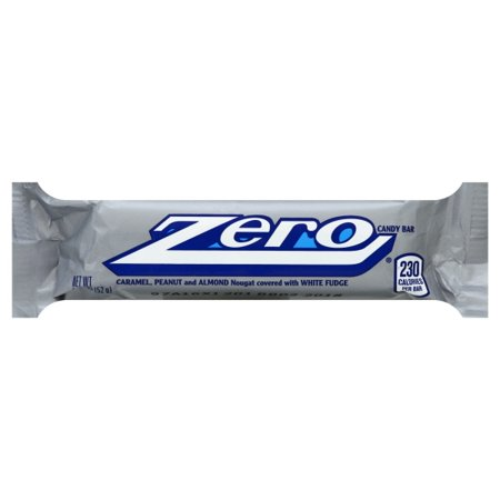Zero® Candy Bar 1.85 oz. Wrapper - Candy Bar Wrapper