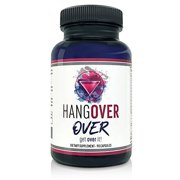 All-In-One Supplement For Hangover Prevention, Liver Detox, Electrolyte & Nutrient Replenishment, Focus, Improved