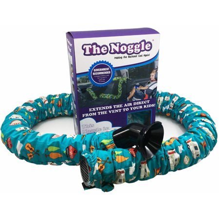 The Noggle - Making the Backseat Cool Again - Vehicle Air Conditioning  System to Keep Your Baby/Children Cool and Comfortable When Traveling in  the