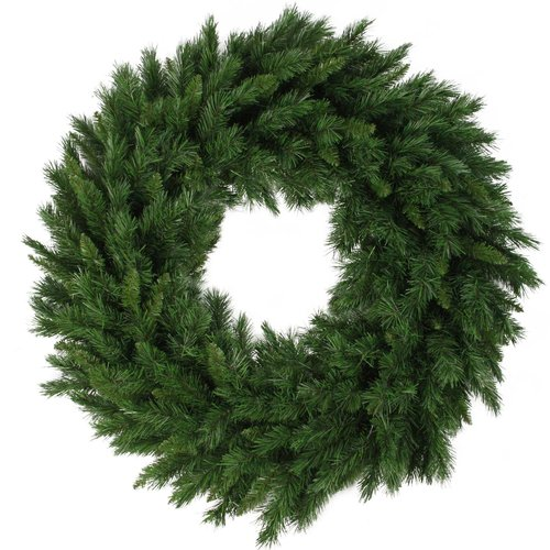 The Holiday Aisle Lush Mixed Pine Artificial Christmas 36'' Wreath
