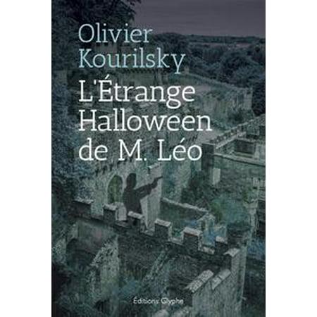 L'Étrange Halloween de M. Léo - eBook