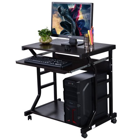 Costway Desk Computer Table Home Office Furniture Workstation Laptop Student
