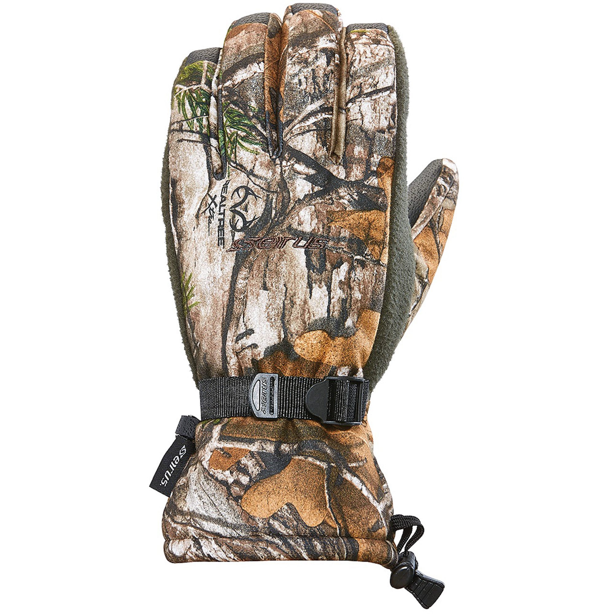 Seirus HWS Heatwave Accel Men's Glove, Realtree Xtra by Seirus Innovation
