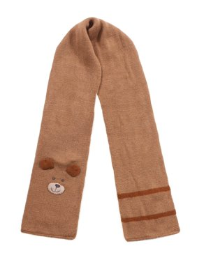 Kidorable Kids Toddler Cold Weather Bear Scarf