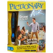 Pictionary Air Family Drawing Game, Links to Smart Devices, Ages 8Y+