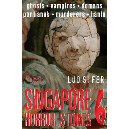 Singapore Horror Stories - - Halloween Horror Nights 2 Singapore