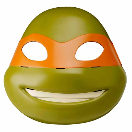 Playmates Tmnt Electronic Michelangelo Mask