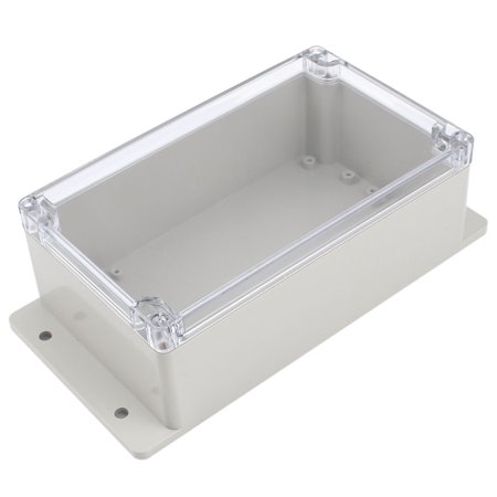 - Waterproof Plastic Sealed Electric Junction Enclose Box 200mm x 120mm x 75mm