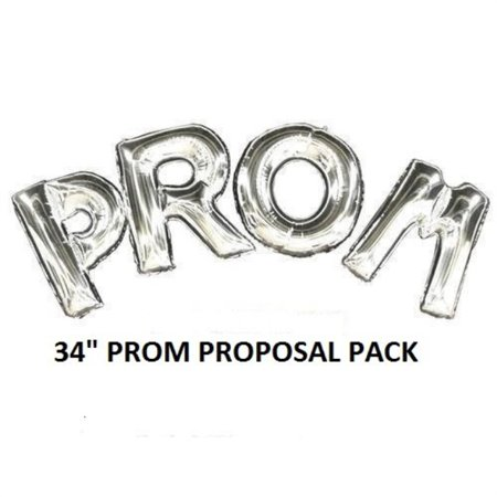 PROM Balloon Kit- (4) 34