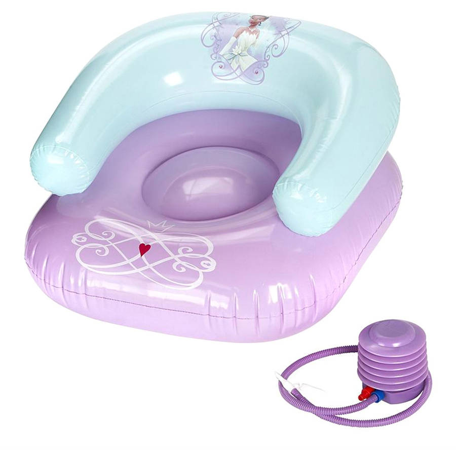 Disney Princess and The Frog Inflatable Chair