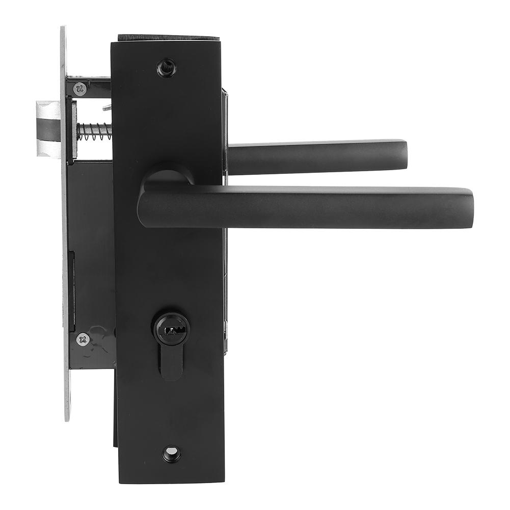 sonew handle door lockspace aluminum bedroom door lock