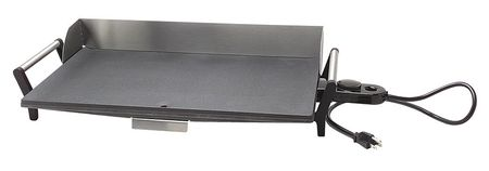 Cadco PCG-10C Electric Griddle, Portable by Cadco